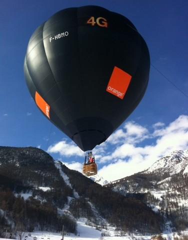 Orange prend de la hauteur et amène la 4G à Serre-Chevalier.