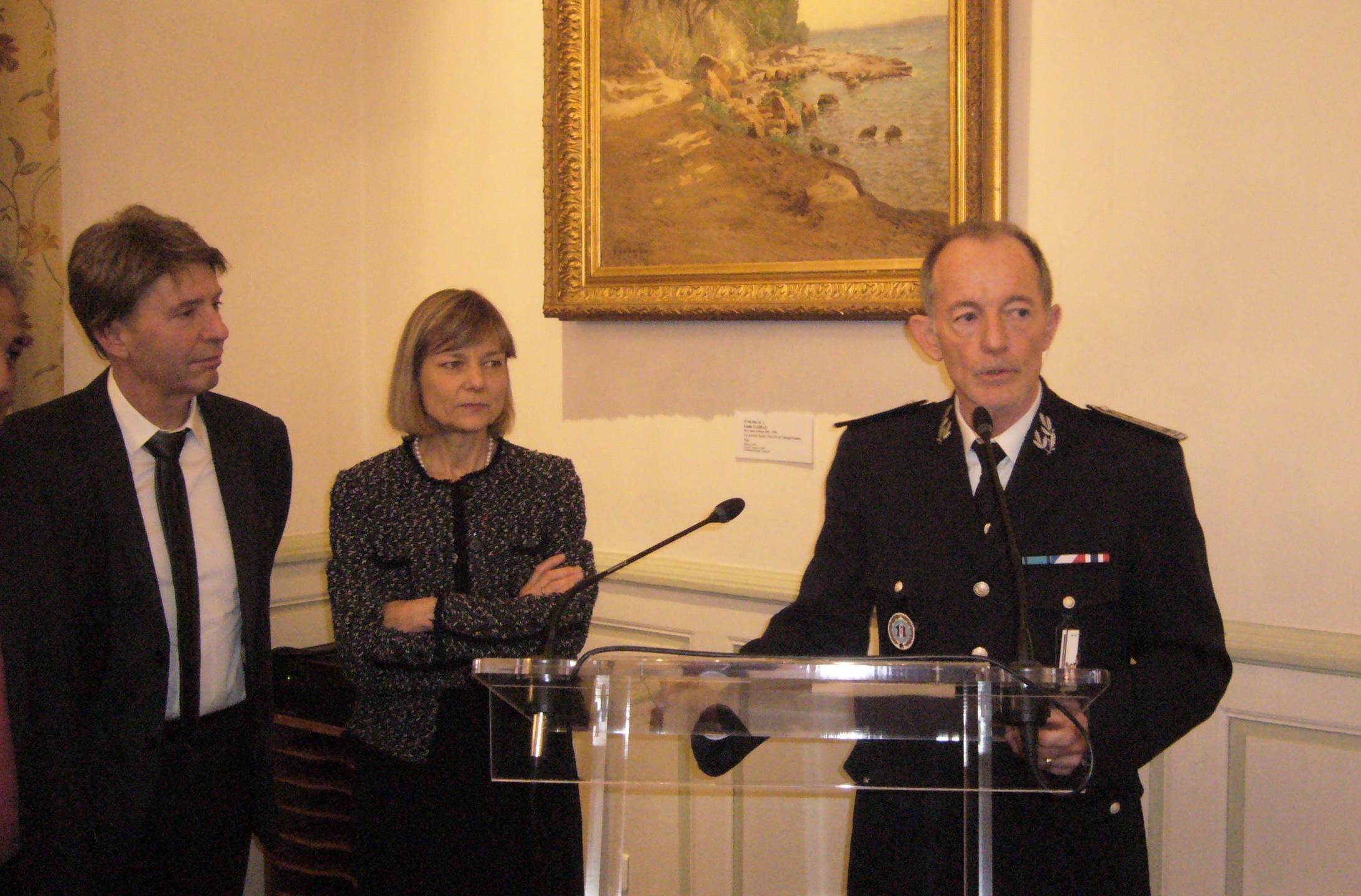 Le Commissaire Alain Miller est promu dans les Bouches-du-Rhône.