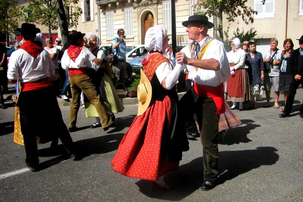 Le Quadrille Sisteronnais fête ses 90 ans !