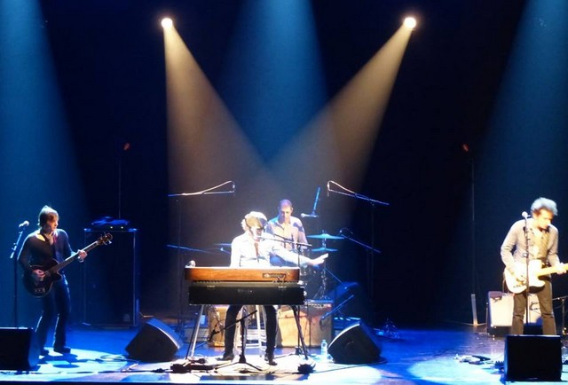 Camille Bazbaz était en concert à Briançon.