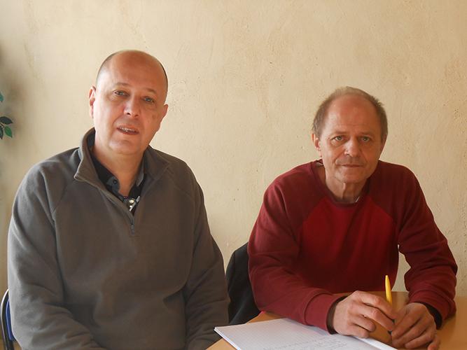 Alain Babin et Philippe Benacquista sont délégués nationaux de la CGT Banques