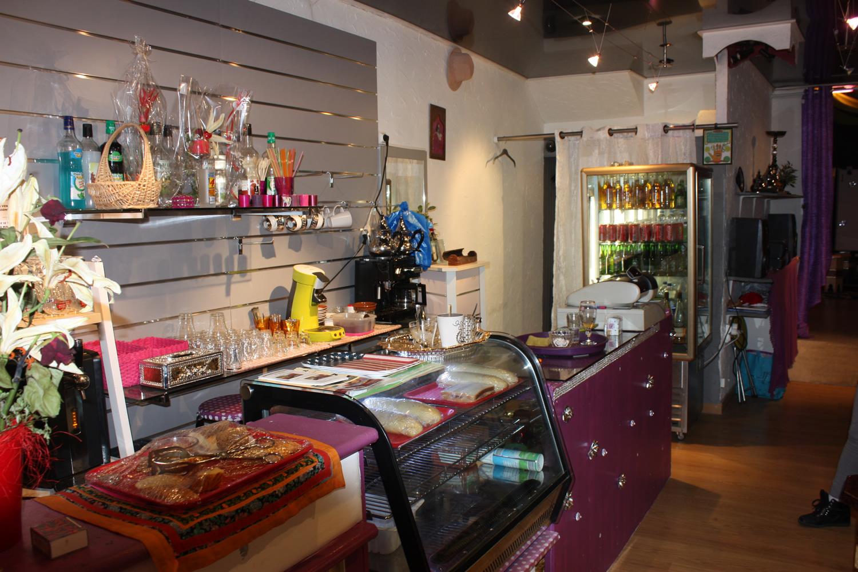 La m dina ambiance orientale garantie sisteron - Salon de the orientale ...