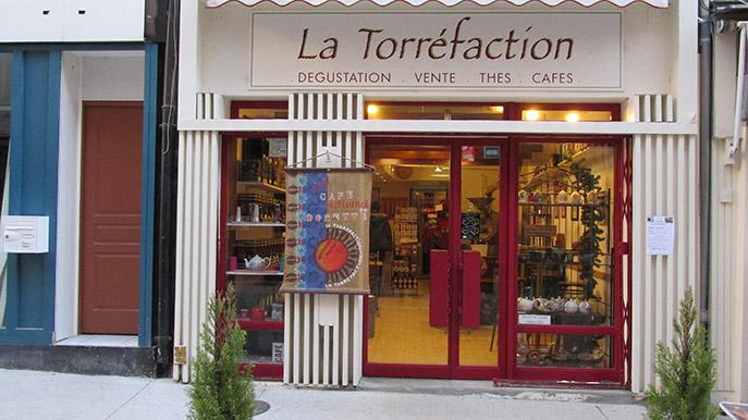 Située à Digne, la Torréfaction veut aussi devenir un lieu de rencontres.
