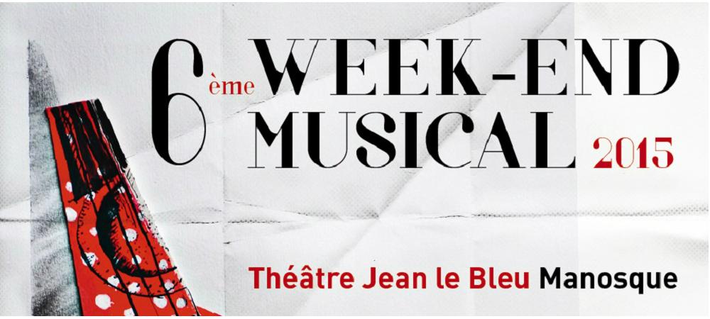 Classique version ibérique pour le 6ème week-End musical à Manosque
