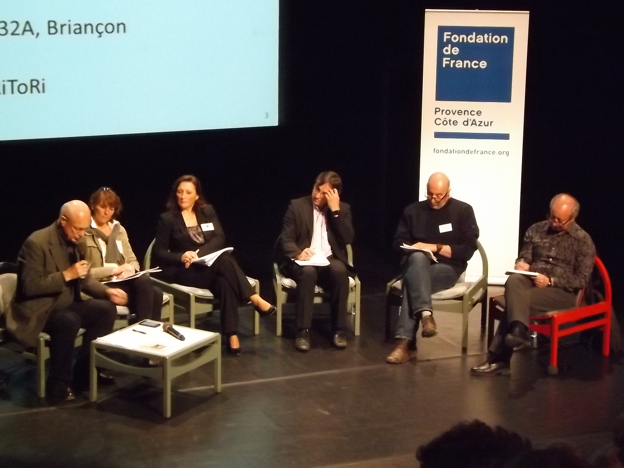 Philanthropie sur le territoire : Fondation de France et Briançonnais se rencontrent