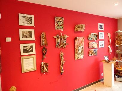 A Castellane, méditation et expression artistique à l'atelier du Lotus
