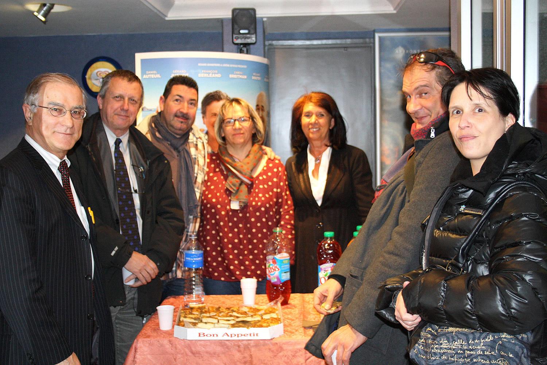 Mars bleu, mois de mobilisation contre le cancer colorectal a fait étape à Sisteron !