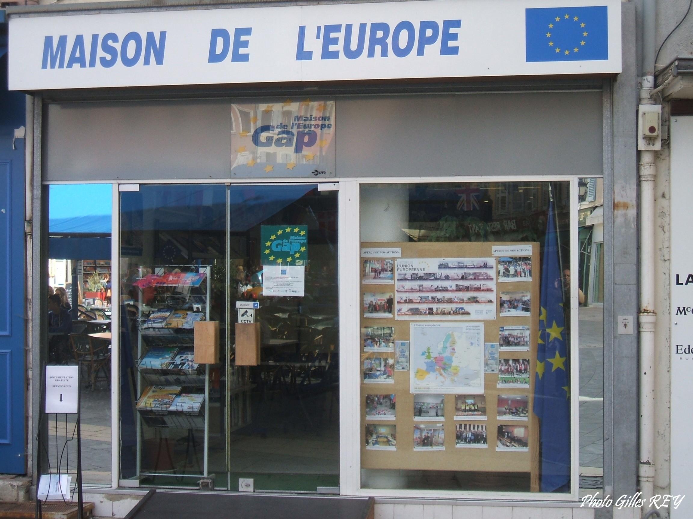 Une Maison à Gap fait vivre une certaine idée de l'Europe !