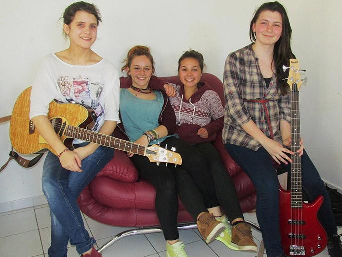 Une belle victoire au Tremplin des jeunes musiciens et un concert en perspective pour Volt Face à Digne