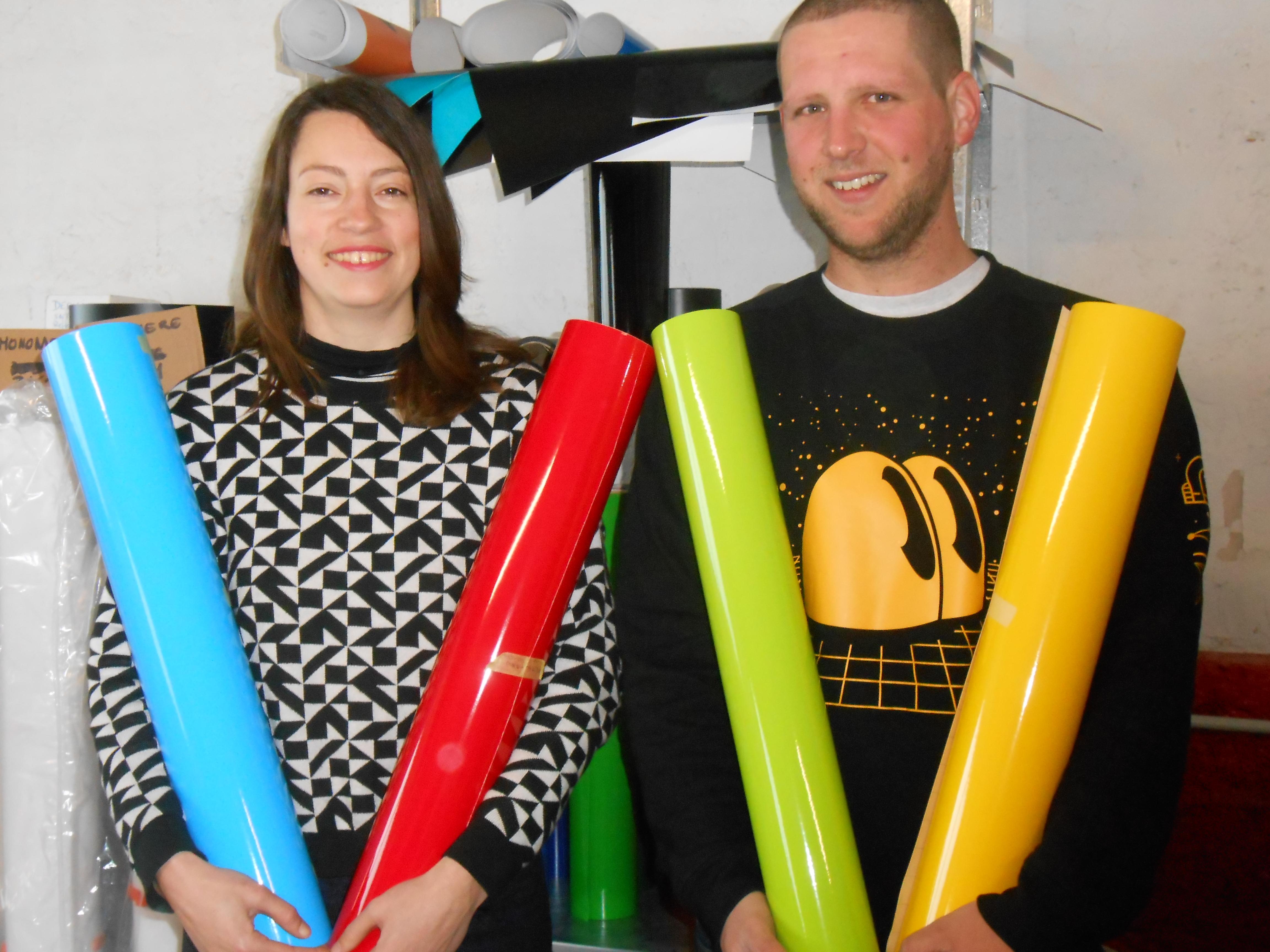 L'atelier W, jeunes artisans passionnés pour publicité vivifiée