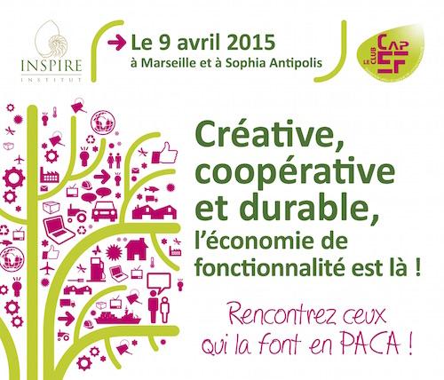 L'Institut Inspire valorise l'économie de fonctionnalité à Marseille