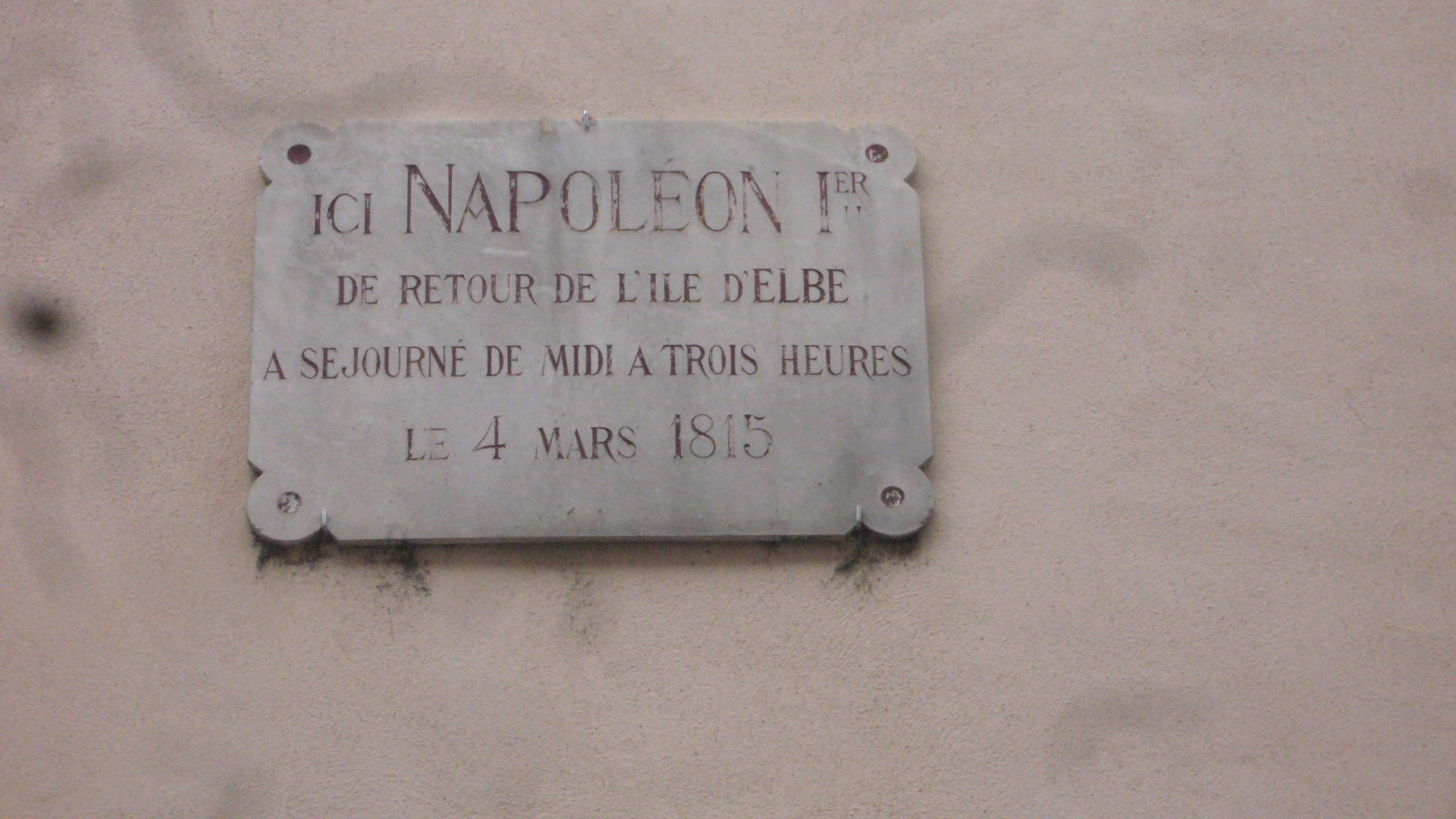 Sur les traces de Napoléon dans les Basse-Alpes, un documentaire et une exposition
