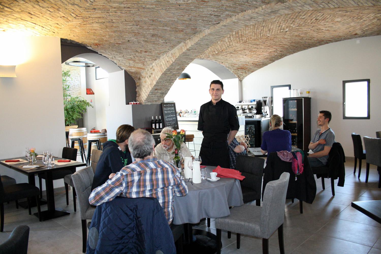 Le restaurant Ségustéro, l'aboutissement d'un projet familial, ouvre à Sisteron !