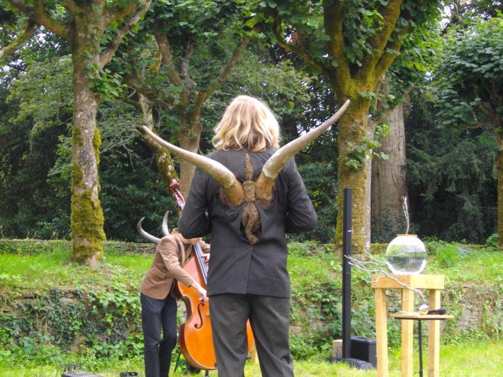 Entre musique et magie, Les Curieux de Nature vous attendent au grès des sentiers de Chorges