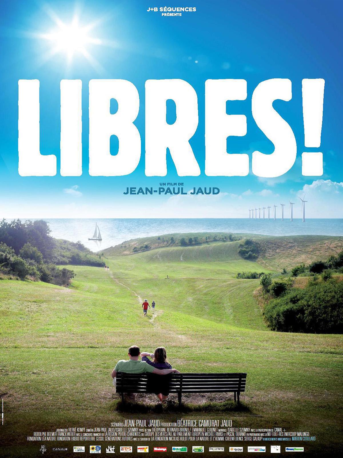 Festival de la Terre - Colibris 83 - Interview de Béatrice Jaud, productrice du film LIBRES