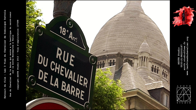 « Les 3 vies du Chevalier »  de Dominique Dattola projeté à Manosque
