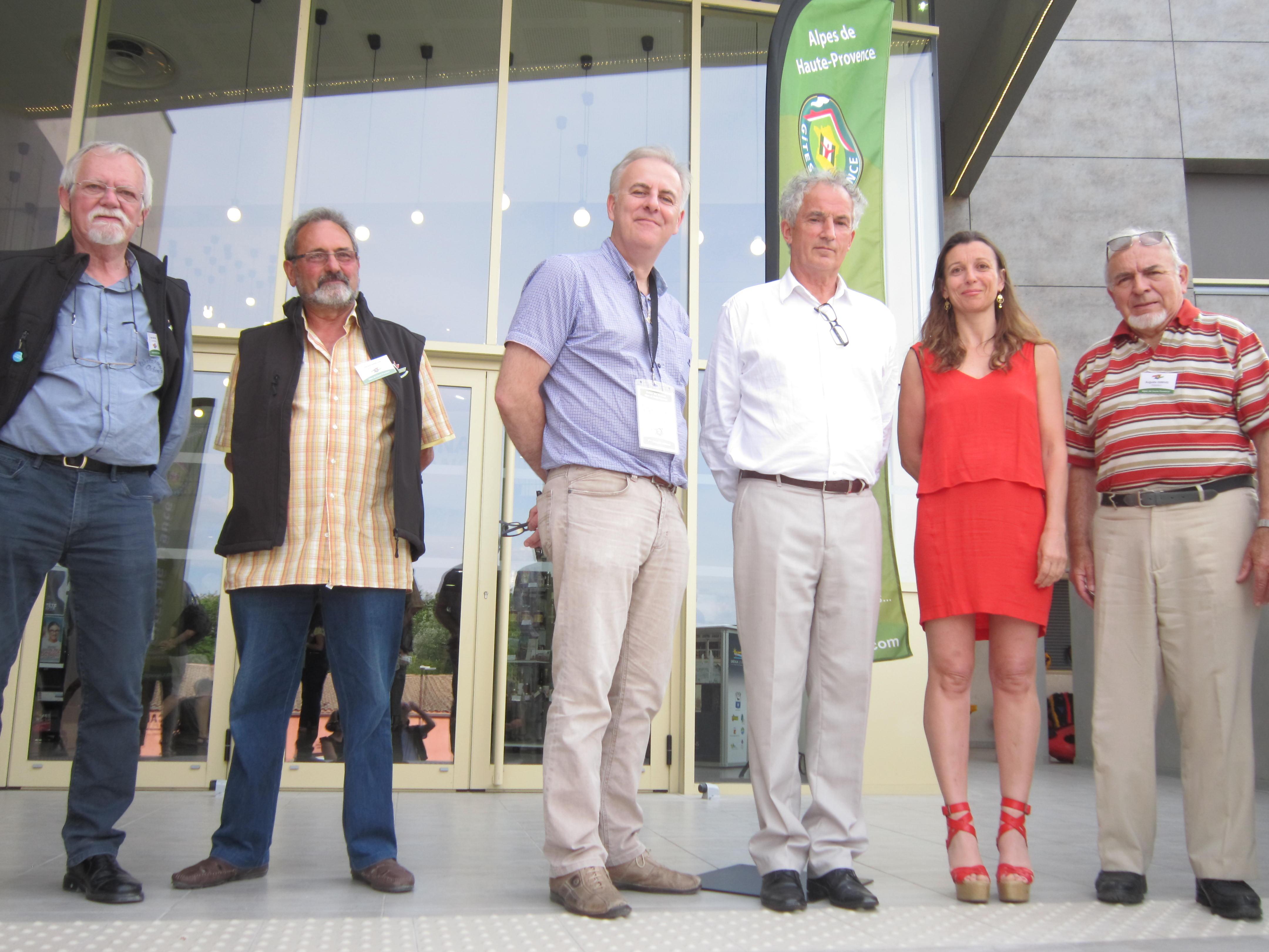 Le congrès national des Gîtes de France à Gréoux-les-Bains