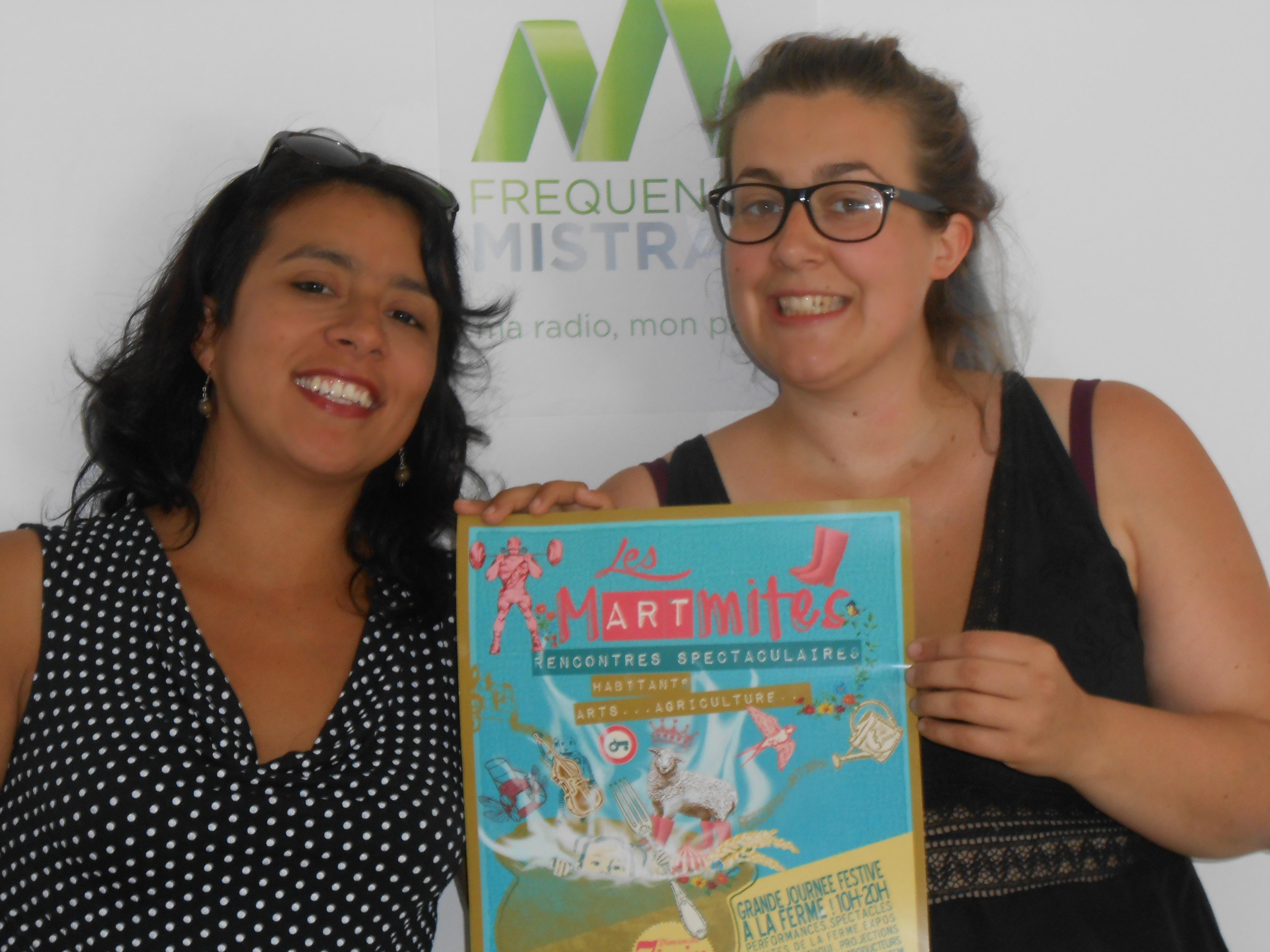 Les mARTmites font mijoter arts, habitants et cultures à Forcalquier