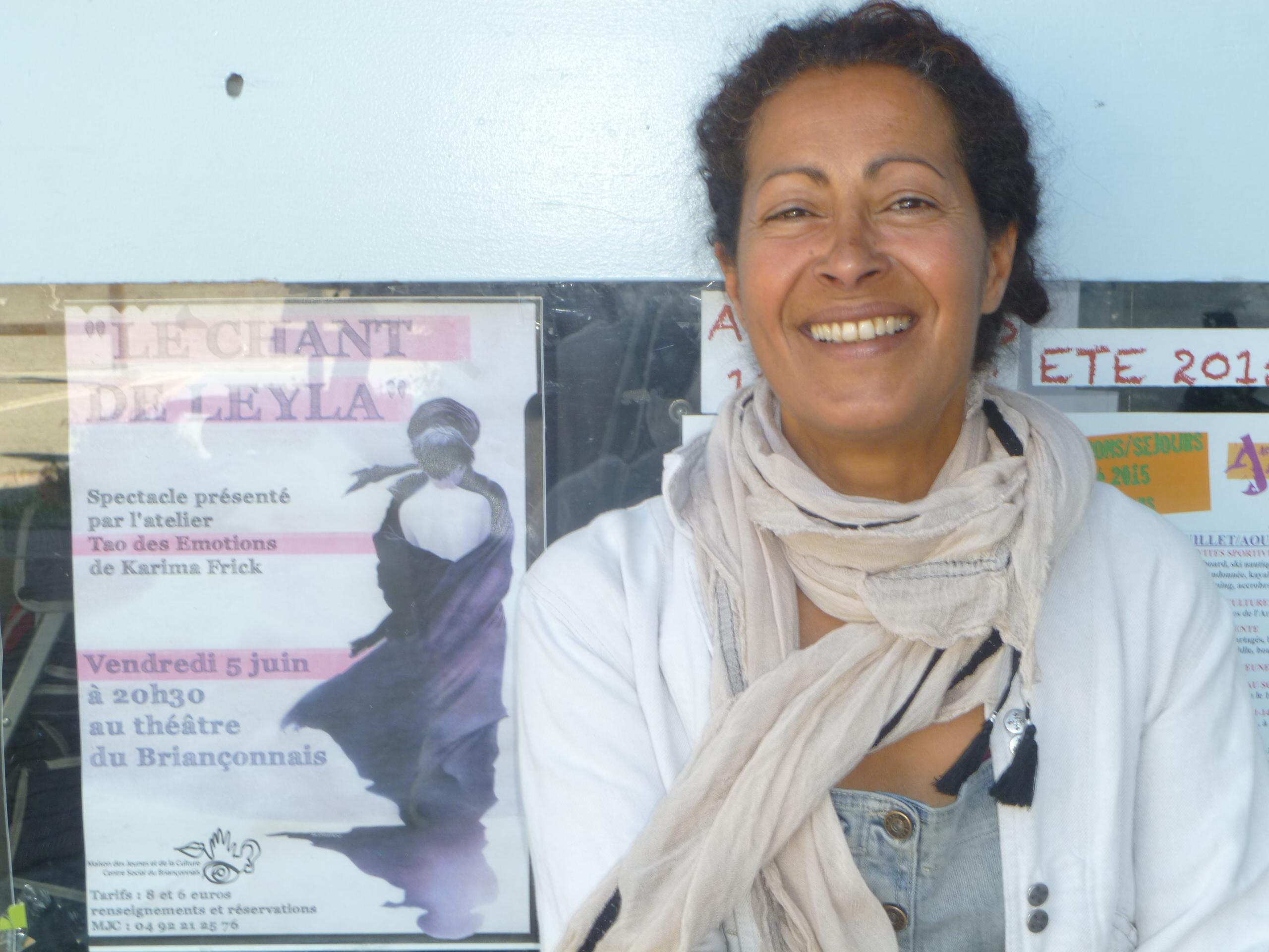 Le Chant de Leyla, un conte énergétique au théâtre du Briançonnais