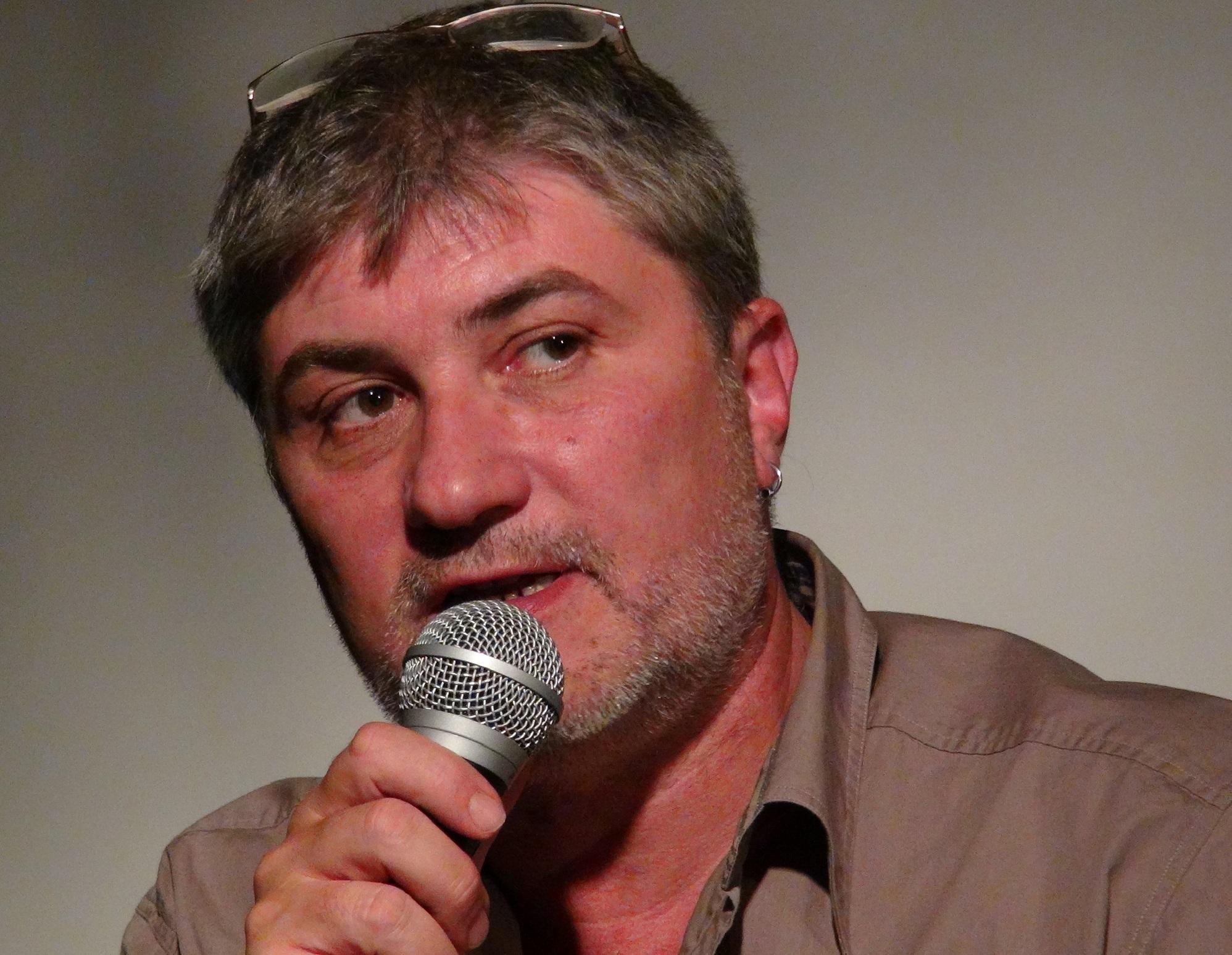 Dominique Dattola, vice-président d'un syndicat professionnel