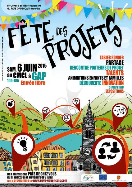 Les projets sont à la fête ce samedi à Gap