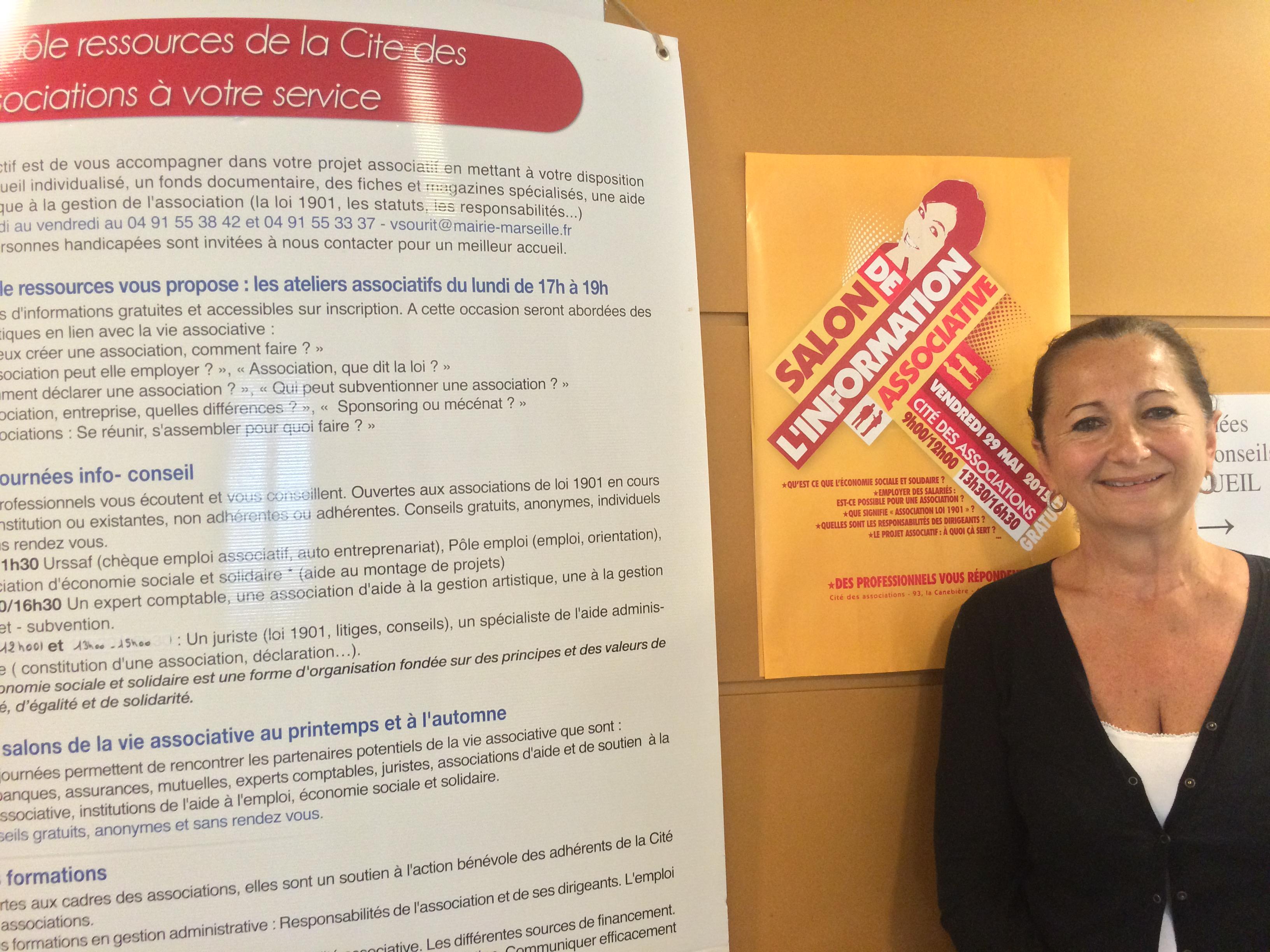 Un Salon de l'information associative pour les Marseillais