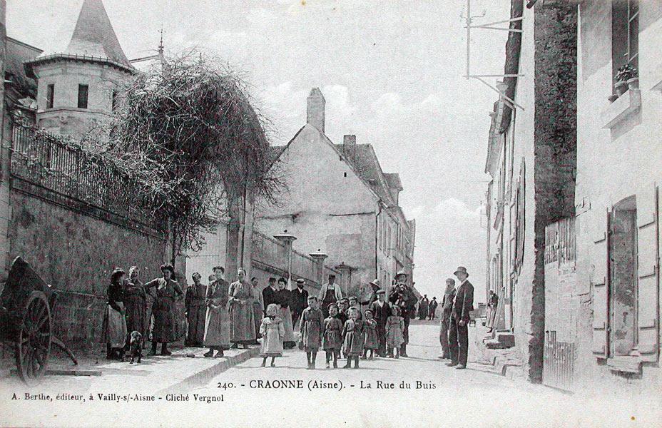 Les  Elèves du Collège Centre montent au front chapitre 7 édition spéciale consacrée à Craonne