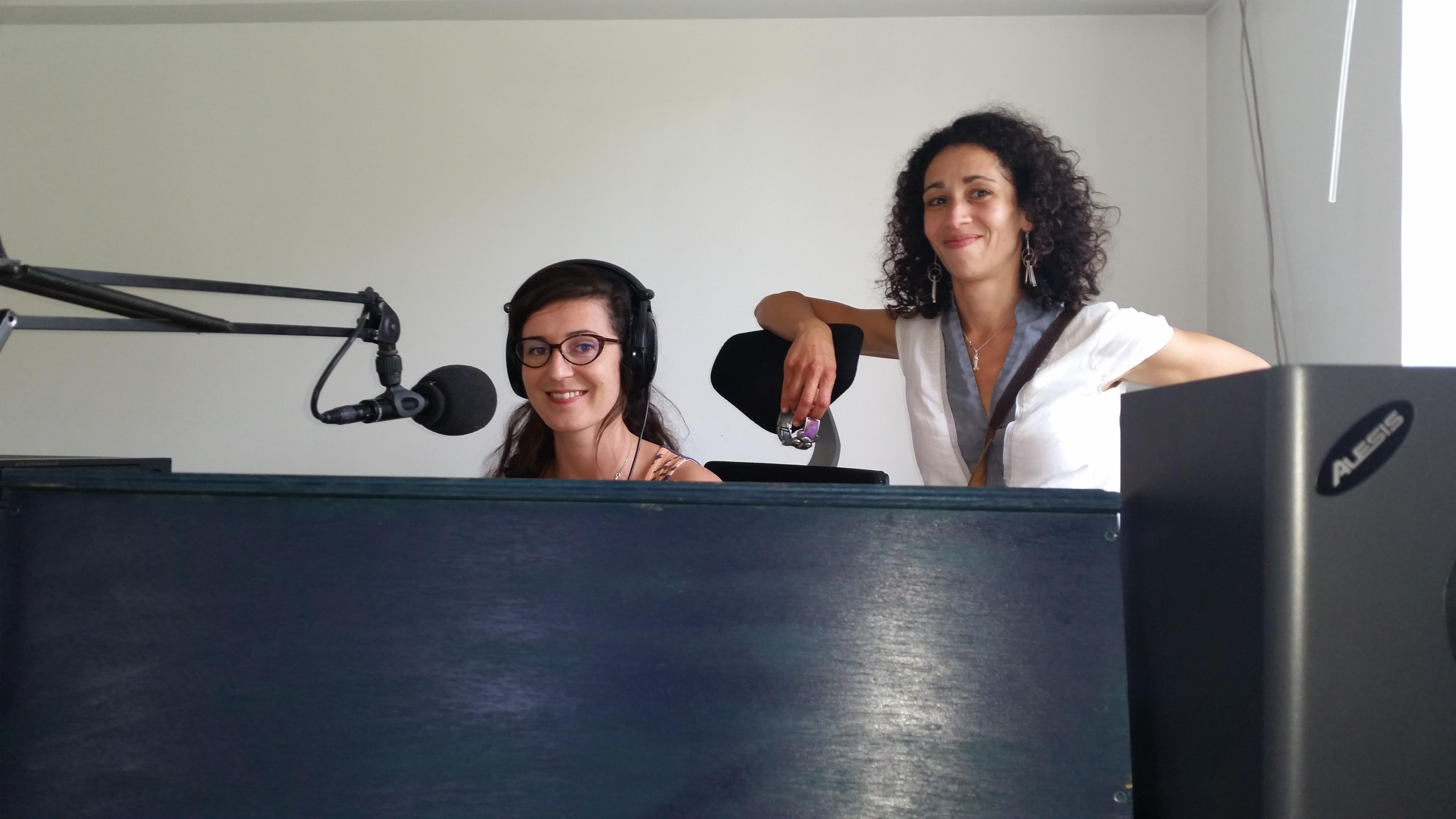 Crémaillère radiophonique dans les nouveaux locaux de Fréquence Mistral !