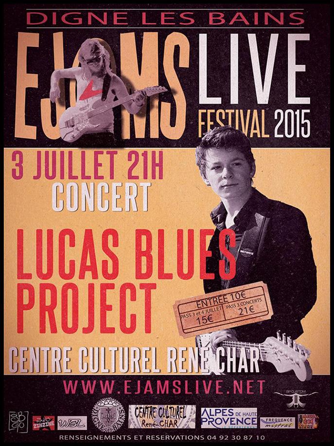 Quartier Libre Ej@mslive 2015 - 24/06/2015