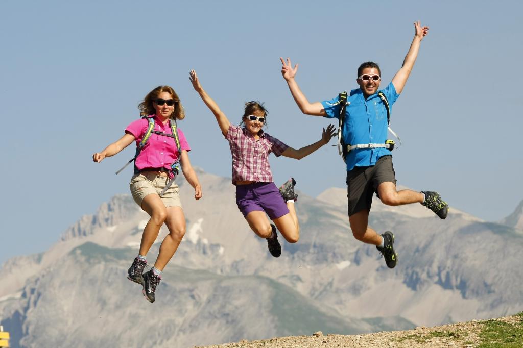 La montagne est en fête ce week-end !