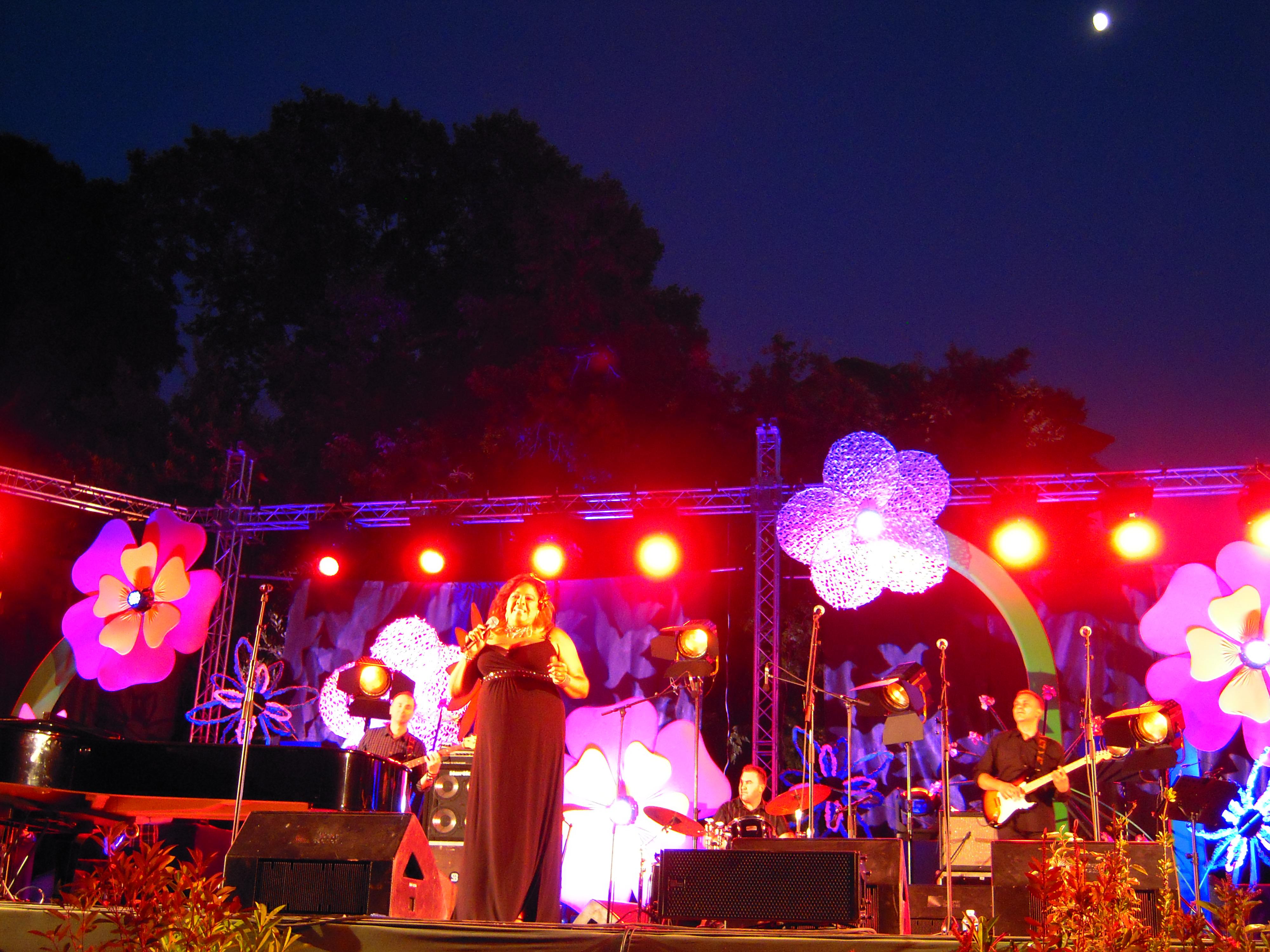 20 ans du festival Musiques à Bagatelle
