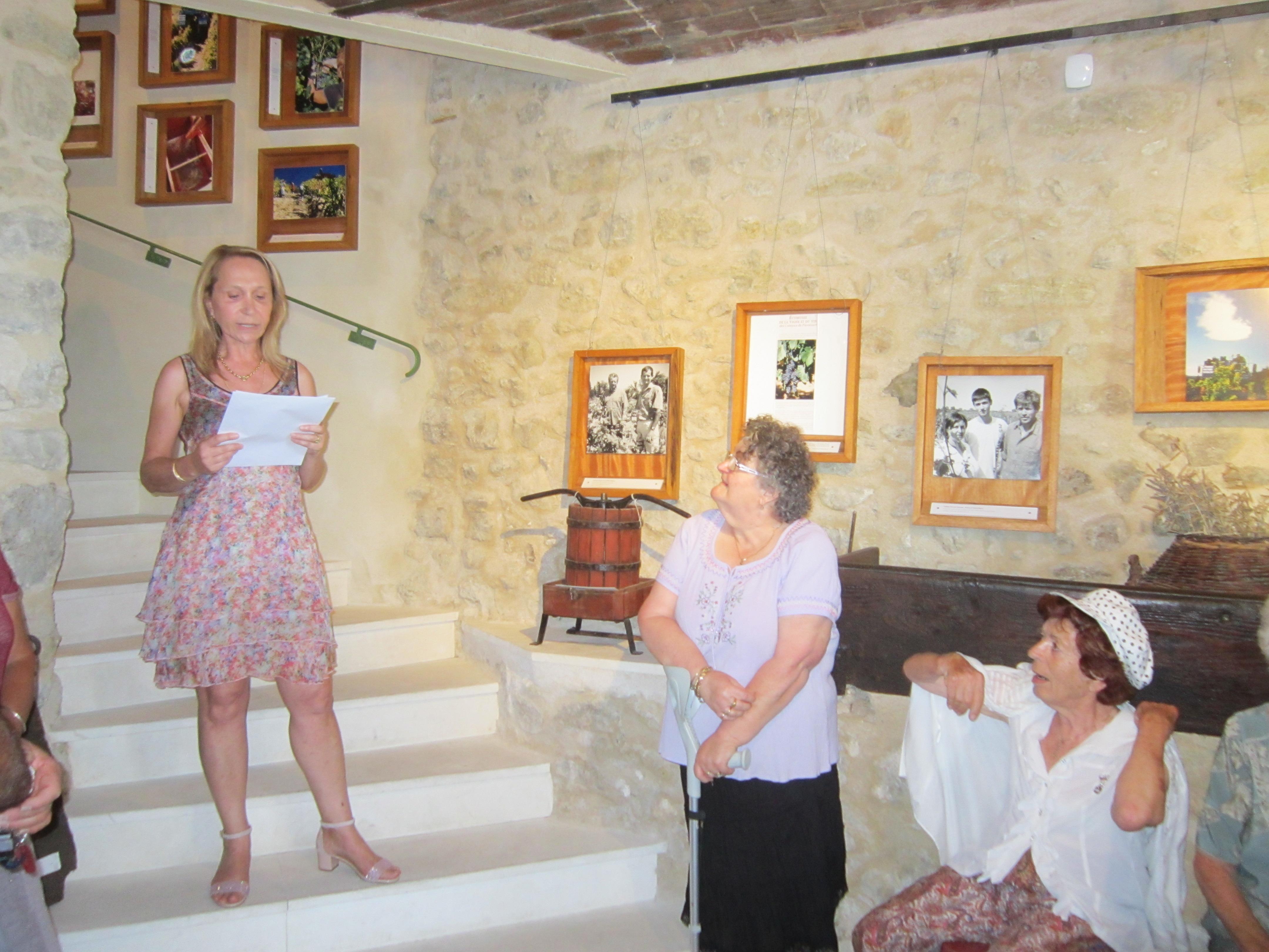 Pierrevert ouvre son musée de la vigne et du vin pendant deux mois.