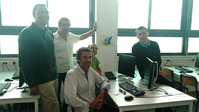 Trois jours pour passionnés de logiciels libres à l'université de Digne.