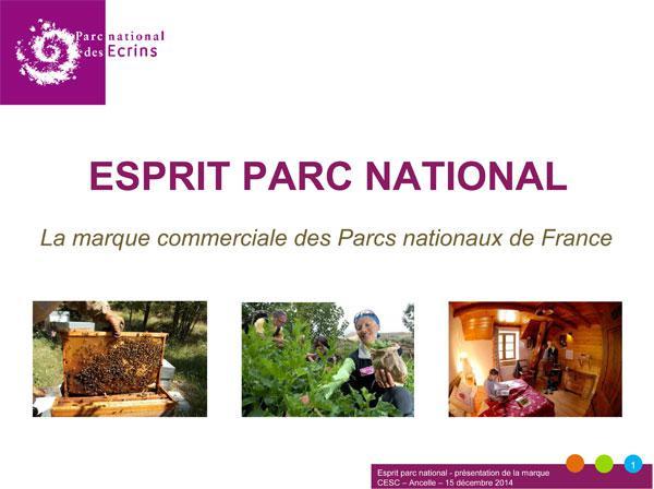 La marque « Esprit Parc National » s'installe dans les Ecrins