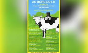"""""""Au bord du lit"""" la tournée d'été du Théâtre du Tilleul"""