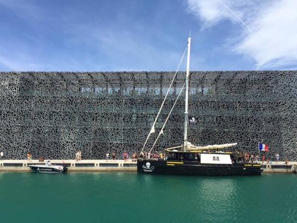 Lancement à Marseille de la Campagne MARE NOSTRUM par Sea Shepherd