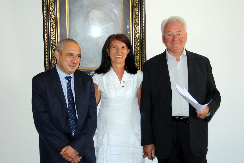 Prévention, repérage et protection, la vigilance contre les violences conjugales et intrafamiliales au cœur du sujet à Sisteron !