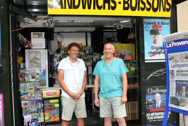 Une renaissance pour le kiosque à journaux de Sisteron !