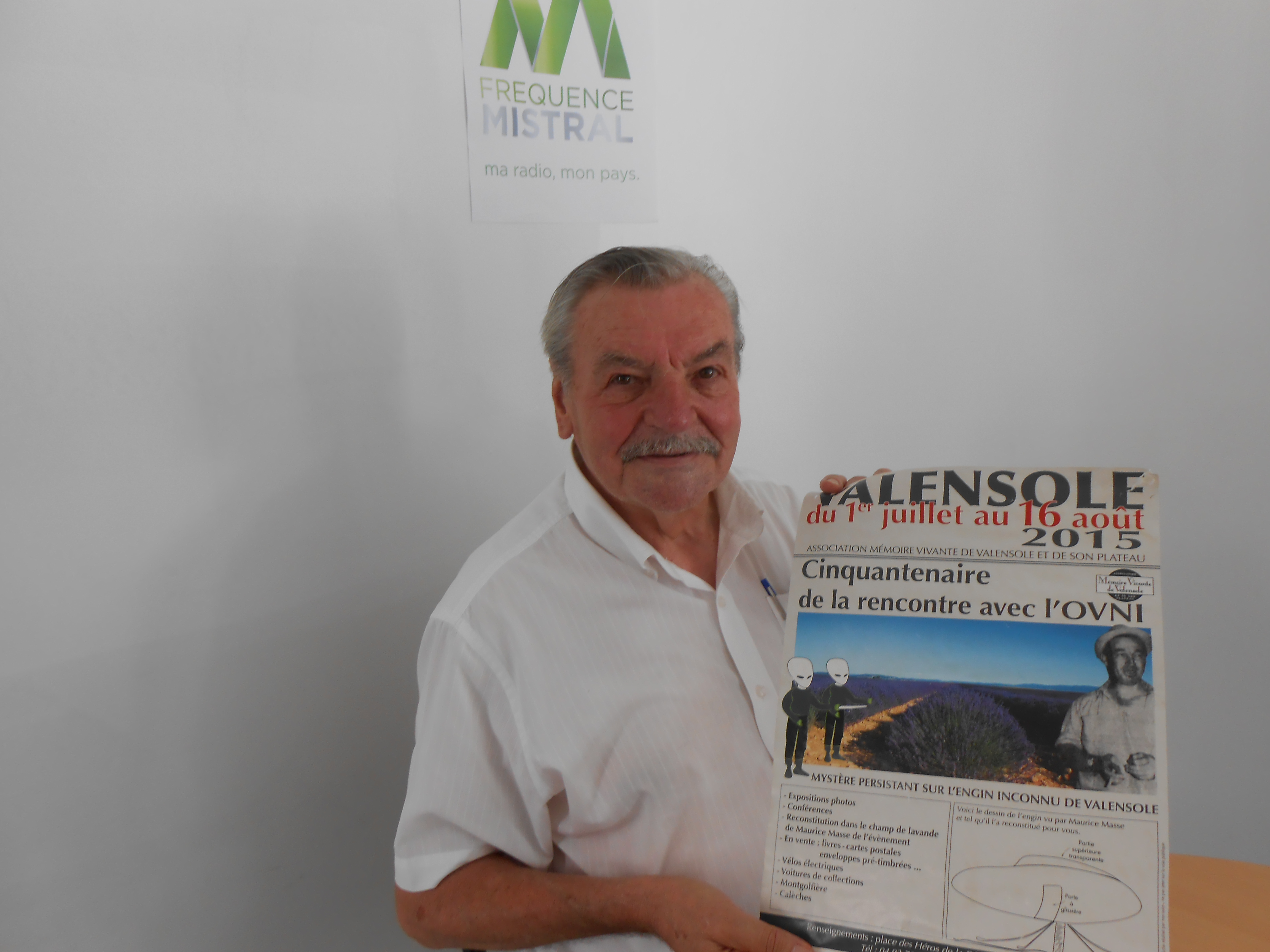 OVNI à Valensole : 50 ans plus tard