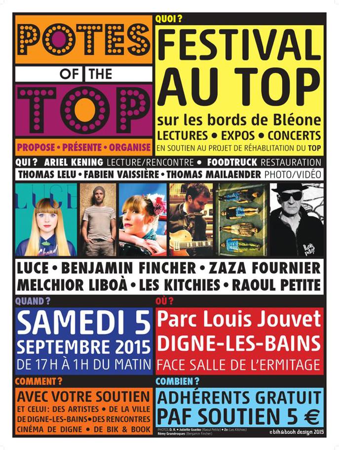 Quartier Libre - 28/08/2015