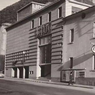 L'ancien Cinéma le Top était le Lido