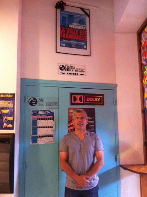 L'Eden Studio, un cinéma précieux et ouvert sur le monde à Briançon.