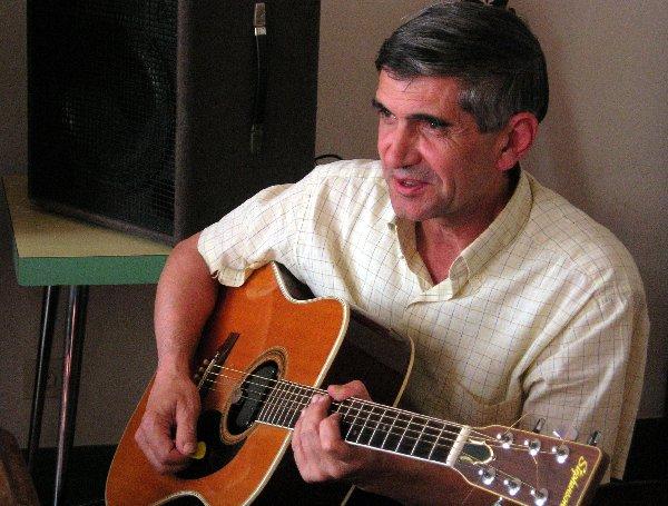 Rencontres en musique et chansons avec Pierre Méric