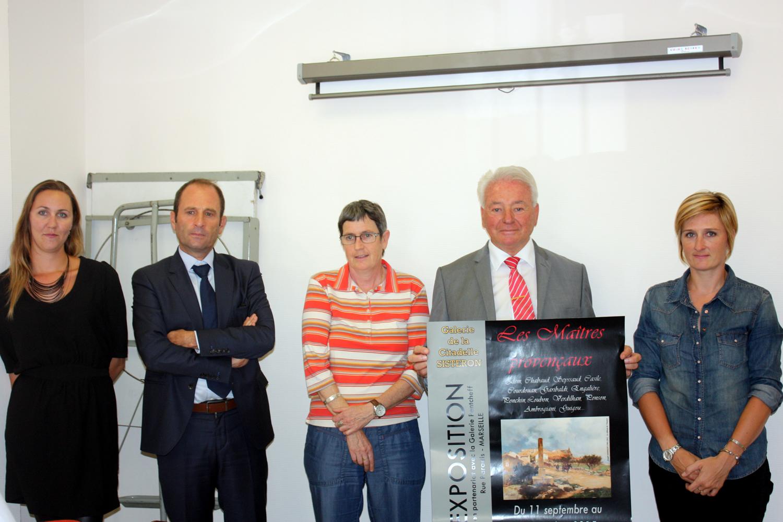 Une exposition de prestige à ne pas manquer à Sisteron : « Les Maîtres Provençaux » !