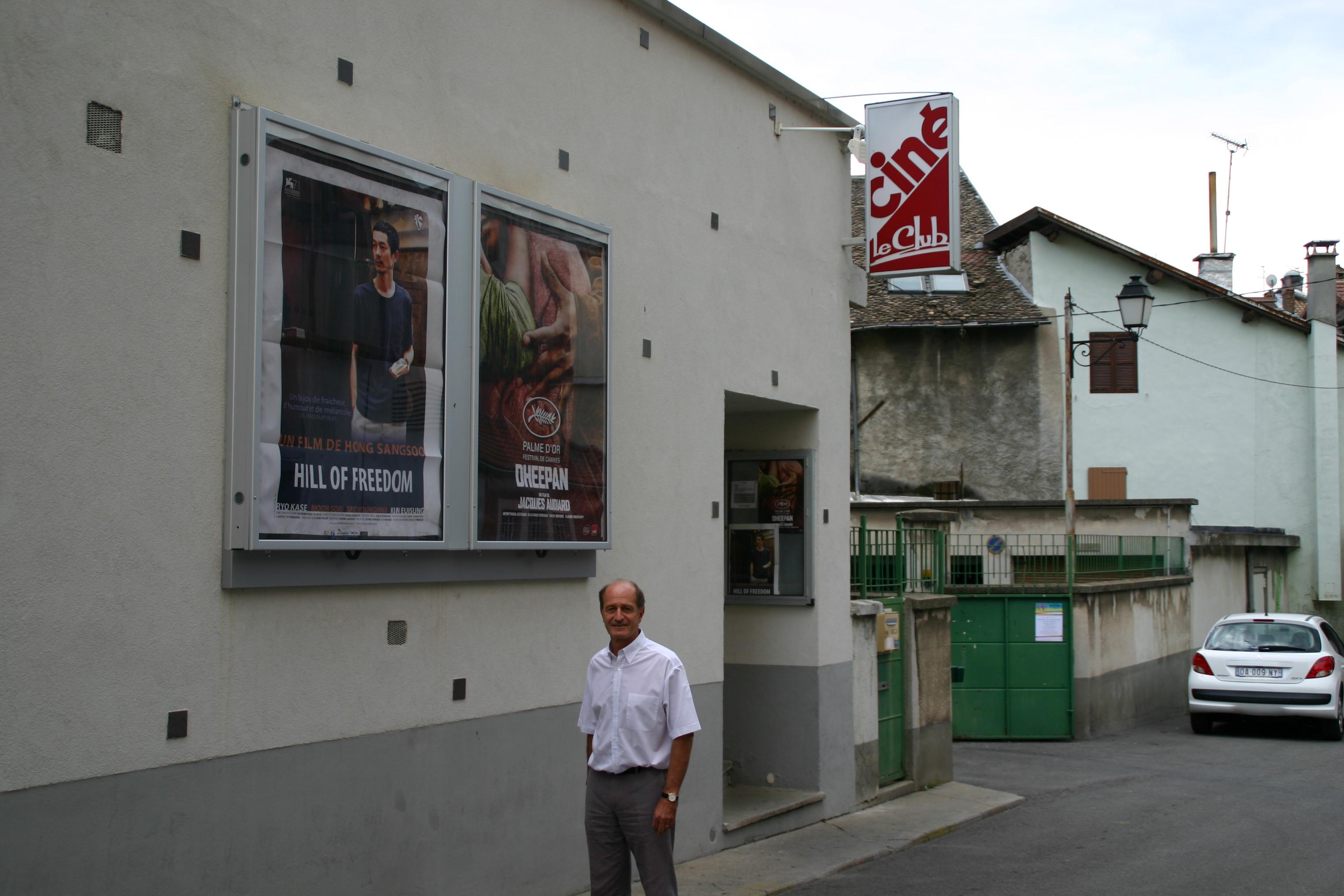 Le Centre et Le Club, deux cinémas de qualité avec une sacrée Histoire