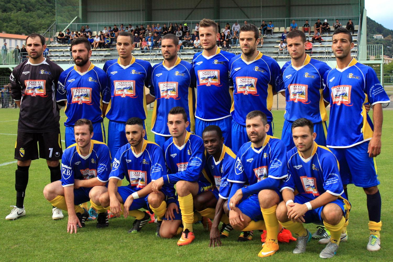 Le Sisteron FC s'est frotté à des joueurs élites !