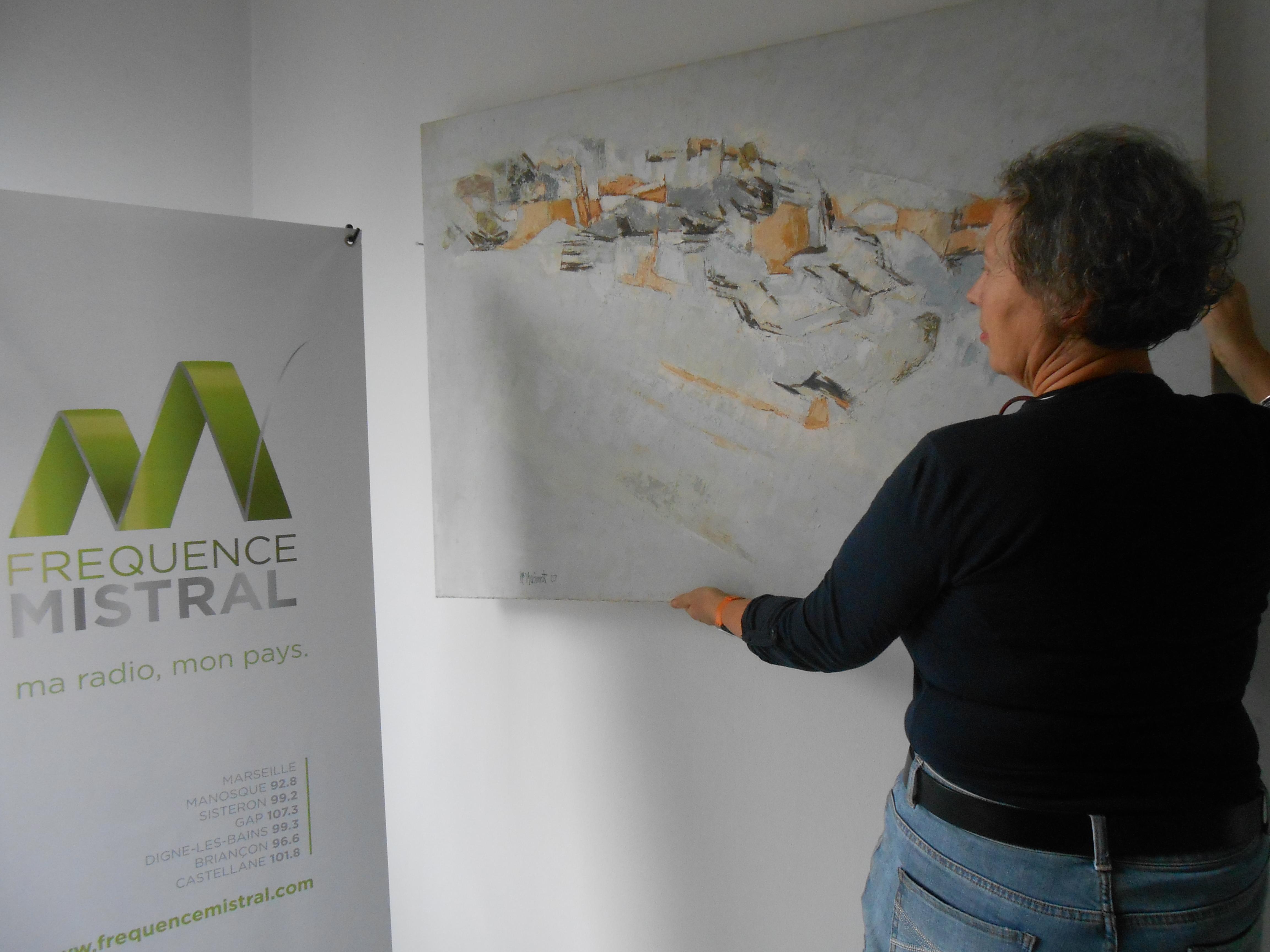 L'Artothèque de Volx ou l'art de partager l'art