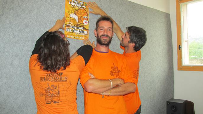Festival brasseur et producteur, et de trois !