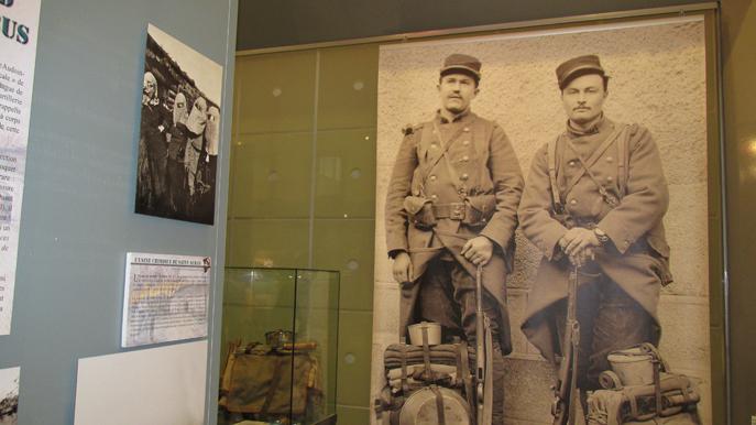 L'enlisement ou l'année 1915-1916 du premier conflit mondial, une exposition aux Archives