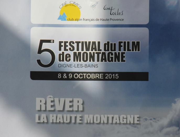 Ciné cimes ou le cinéma de montagne à l'honneur à Digne